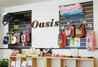 Dog Place Oasis トリミング・ホテル・グッズ販売 東京都立川市