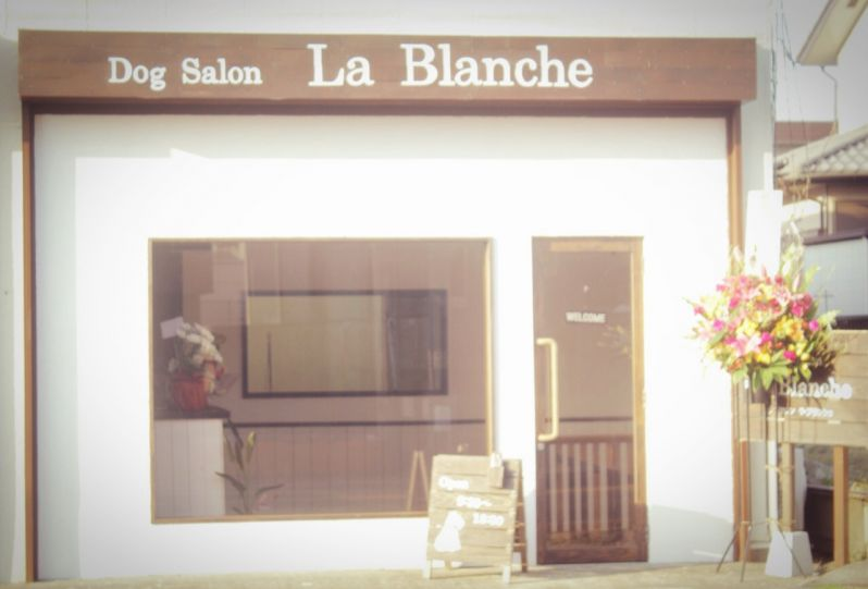 La・Blanche ドッグサロン 千葉県千葉市緑区