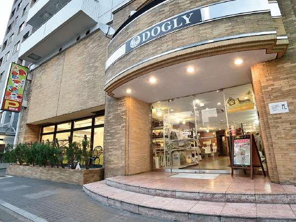 DOGLY CAFE & DOGRUN ドッグカフェ、ドッグラン 東京都台東区